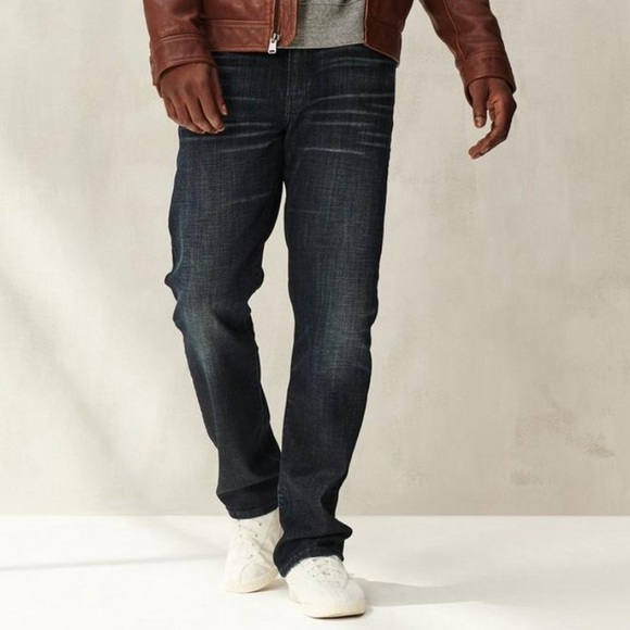 Lucky Brand Other - Lucky brand jeans 361 vintage straight 38x32